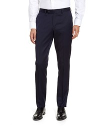 Nordstrom Fit Wool Blend Trousers