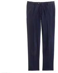J.Crew Ludlow Fielding Slim Suit Pant In English Wool