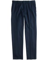 J.Crew Ludlow Suit Pant In Italian Wool Flannel