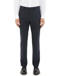 Theory Mayer New Tailor 2 Wool Dress Pants