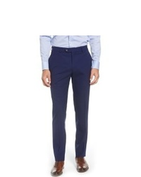 Strong Suit Fit Stretch Wool Trousers