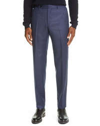 Ermenegildo Zegna Trofeo Wool Twill Dress Pants