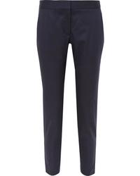 Stella McCartney Vivian Wool Straight Leg Pants