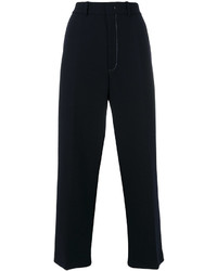 Joseph Flared Cropped Trousers