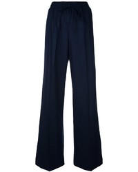 Twin-Set Flared Drawstring Trousers