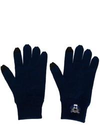 Kenzo Mini Tiger Knit Gloves