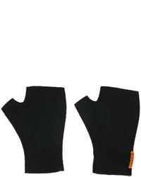 Barena Knitted Fingerless Gloves