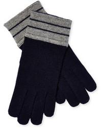 Portolano Minerva Vertical Ribbed Glove