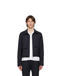 Cornerstone Navy Short Jacket