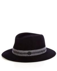 Maison Michel Andre Wool Felt Hat