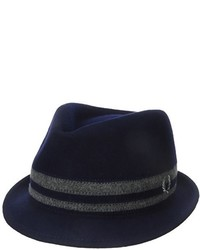 Fred Perry Boiled Wool Trilby