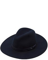 Rag and Bone Rag Bone Wide Brim Fedora Hat