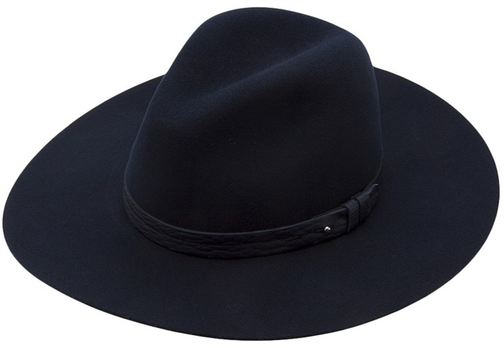 ... Rag and Bone Rag Bone Wide Brim Fedora Hat 45fc3224a4e