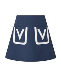 Valentino Wool Mini Skirt