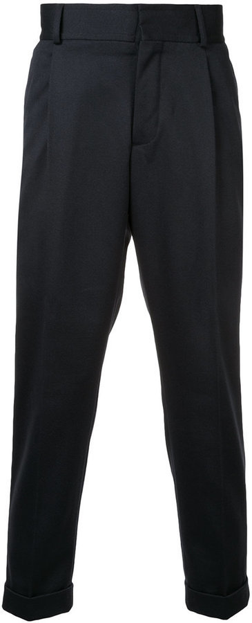 Cheap Amazing Price cropped trousers - Blue Kent & Curwen Buy Cheap Enjoy Limited Edition Sale Online Free Shipping Inexpensive Pick A Best For Sale bLToru4