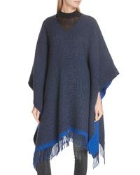 Rag & Bone Double Face Wool Poncho