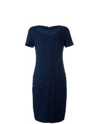 Chanel Vintage Fitted Panel Dress