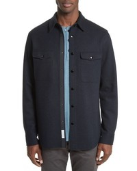 rag & bone Raw Edge Shirt Jacket