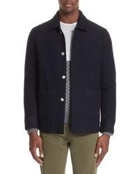 Eleventy Trim Fit Wool Jacket
