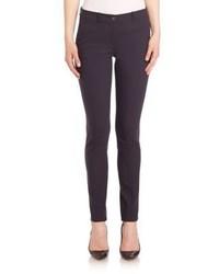 Michael Kors Michl Kors Collection Samantha Skinny Stretch Wool Pants