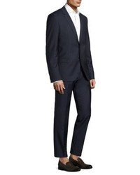Hugo Boss Artiheston Regular Fit Wool Silk Suit