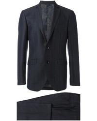 Etro Notched Lapel Formal Suit