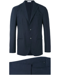 Boglioli Fitted Classic Suit