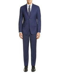 Emporio Armani G Fit Solid Wool Suit