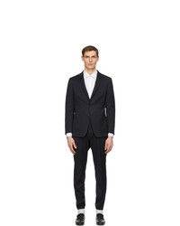 Z Zegna Navy Techmerino Washandgo Suit