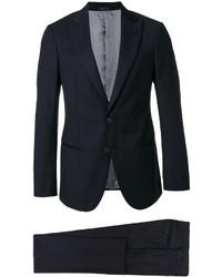 Giorgio Armani Peaked Lapel Two Piece Suit