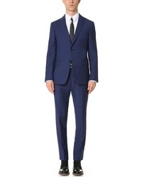 Z Zegna Tropical Wool Drop 8 Suit