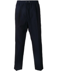 Gucci Weave Jogging Trousers