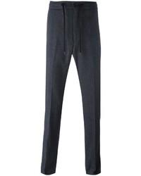 Z Zegna Drawstring Waistband Trousers