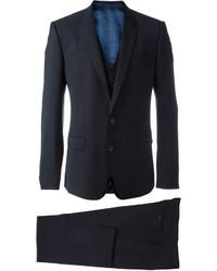 Dolce & Gabbana Formal Three Piece Suit