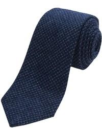 Altea Gange 3 Textured Tie Wool Cashmere