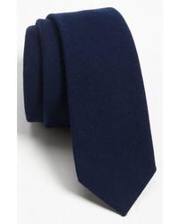 The Tie Bar Woven Wool Blend Tie
