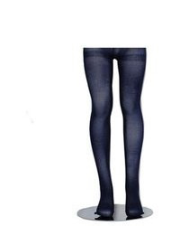 Piccolo Navy Lightweight Girls Tights 12 14