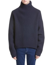 Acne Studios Nalle Rib Wool Turtleneck