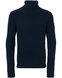 Turtleneck ribbed jumper medium 4977560