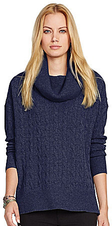 Polo Ralph Lauren Wool Cashmere Turtleneck Sweater | Where to buy ...