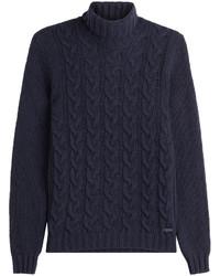 Woolrich Wool Turtleneck Pullover