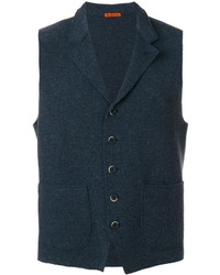 Barena Button Front Waistcoat