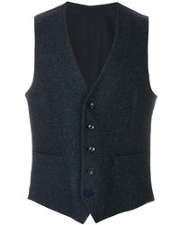 Lardini Classic Fitted Waistcoat