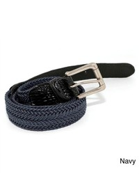 Toneka Marco Ltd Cotton Braided Dress Belt