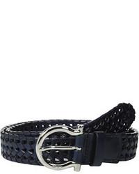 Salvatore Ferragamo Woven Sized Belt 679232 Belts
