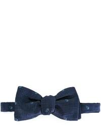 Woven skull bow tie medium 968444