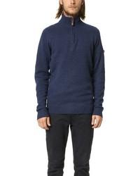 Ben Sherman Half Zip Sweater