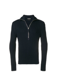 Tom Ford Half Zip Sweater