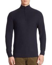 Ralph Lauren Half Zip Wool Cashmere Pullover