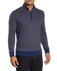 Robert Graham Hartford Half Zip Pullover